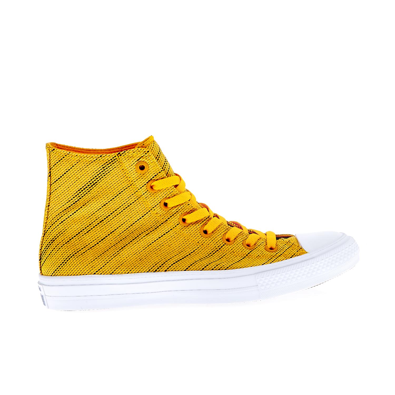 CONVERSE – Unisex παπούτσια Chuck Taylor All Star II Hi κίτρινα