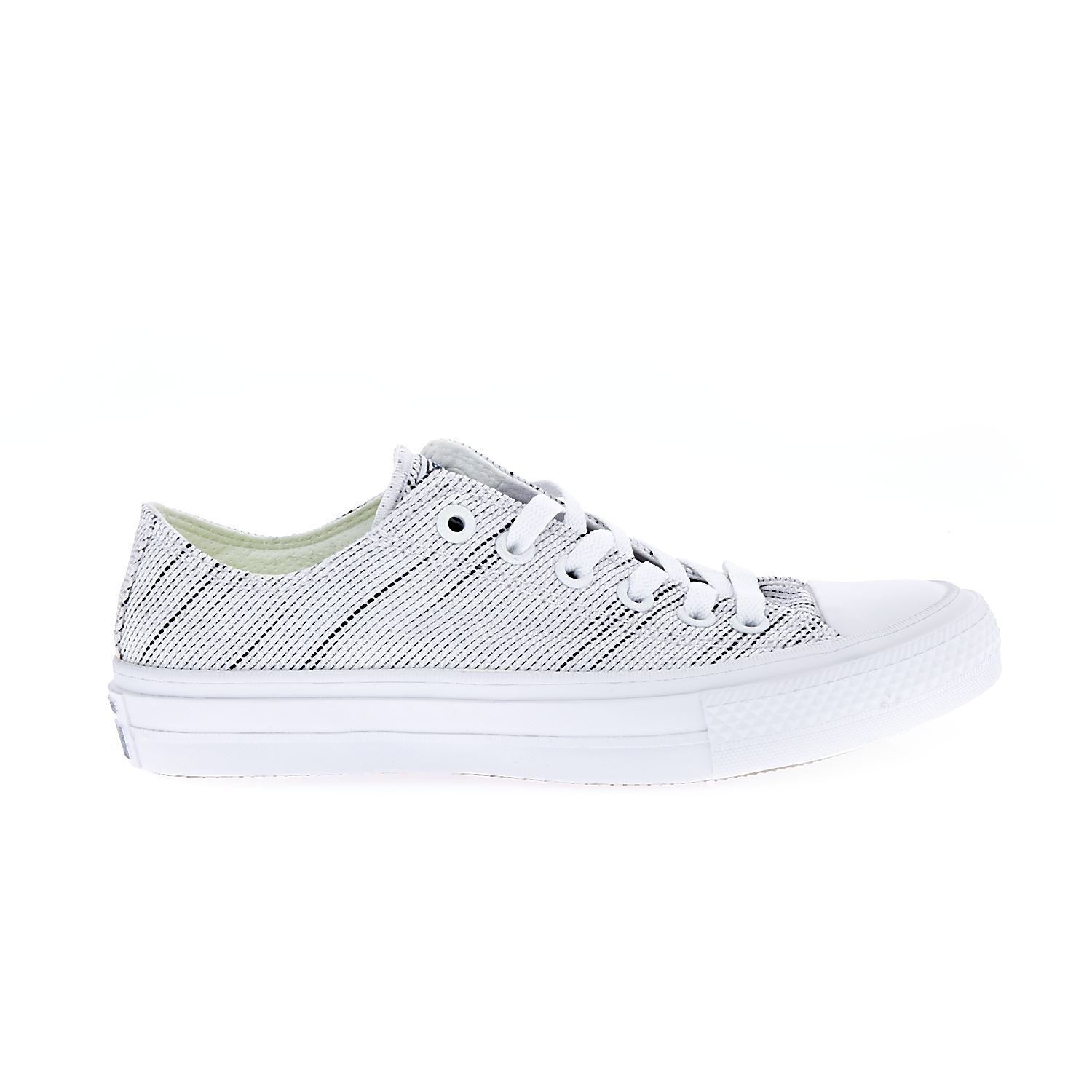CONVERSE – Unisex παπούτσια Chuck Taylor All Star II Ox λευκά-μαύρα