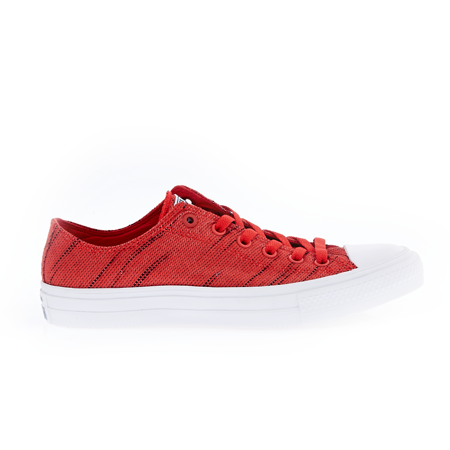 CONVERSE - Unisex παπούτσια Chuck Taylor All Star II Ox κόκκινα ανδρικά παπούτσια sneakers