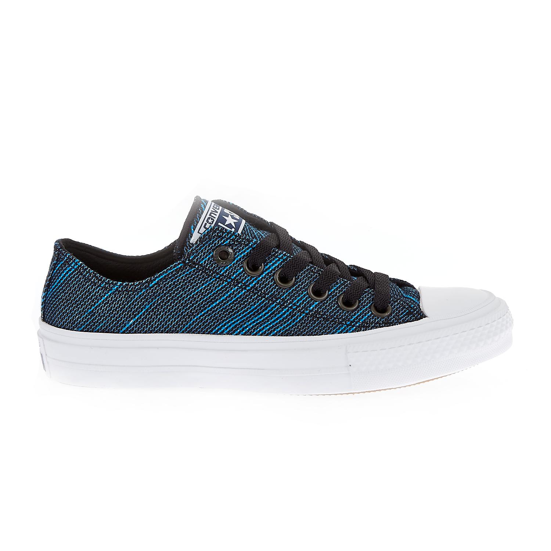 CONVERSE – Unisex παπούτσια Chuck Taylor All Star II Ox μπλε-μαύρο