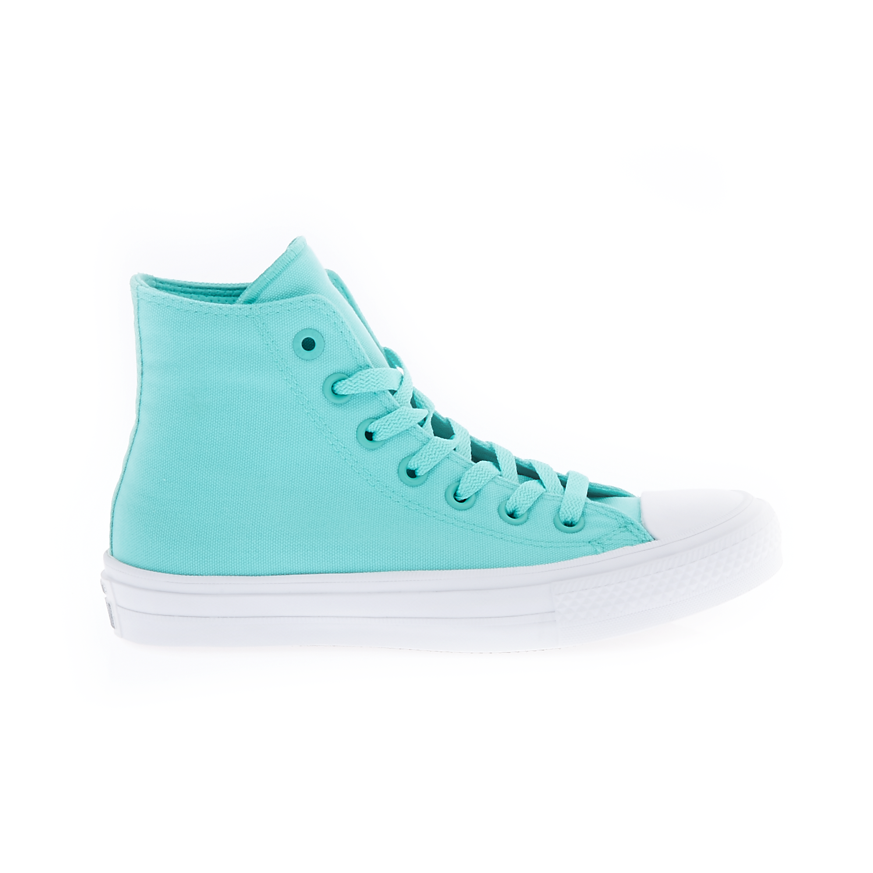 CONVERSE – Unisex παπούτσια Chuck Taylor All Star II Hi μπλε