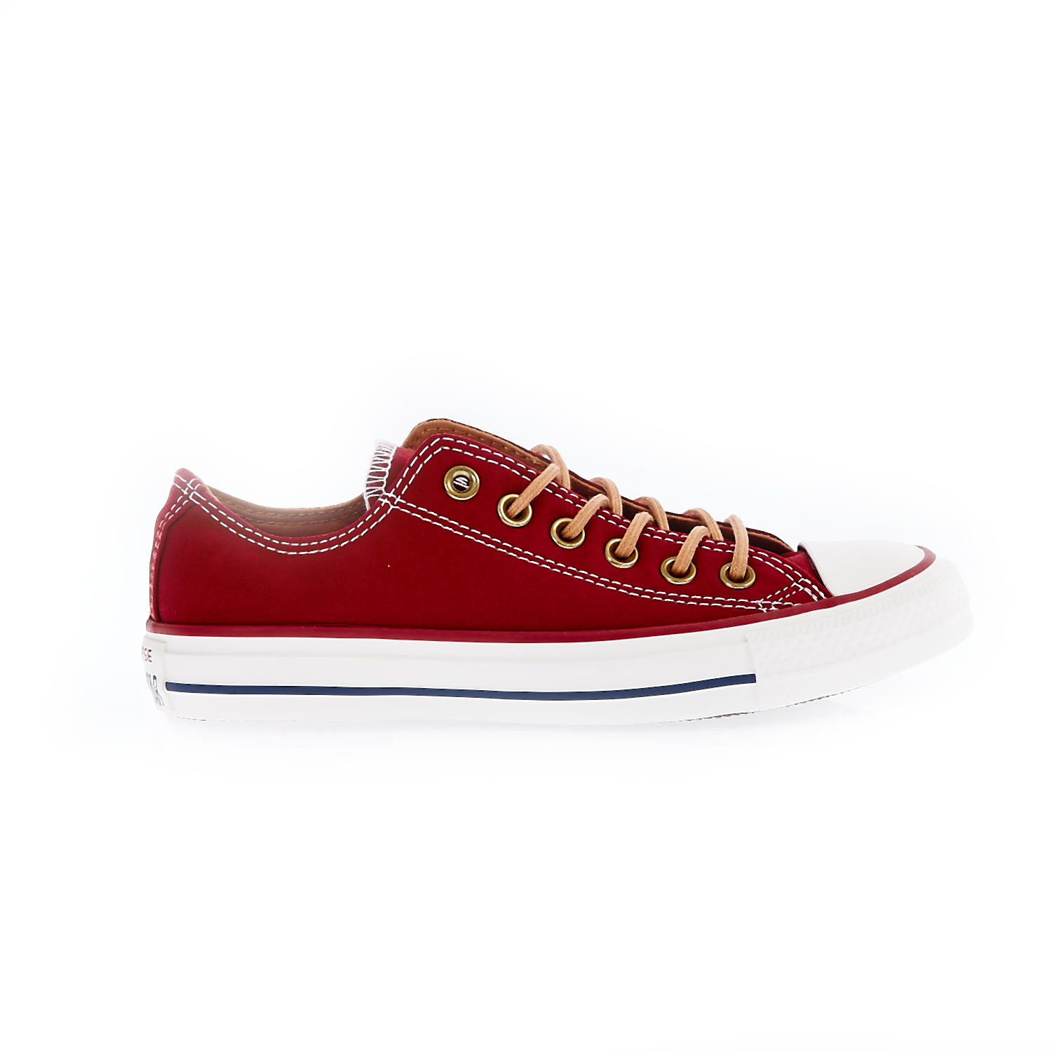 CONVERSE – Unisex παπούτσια Chuck Taylor All Star Ox μπορντώ