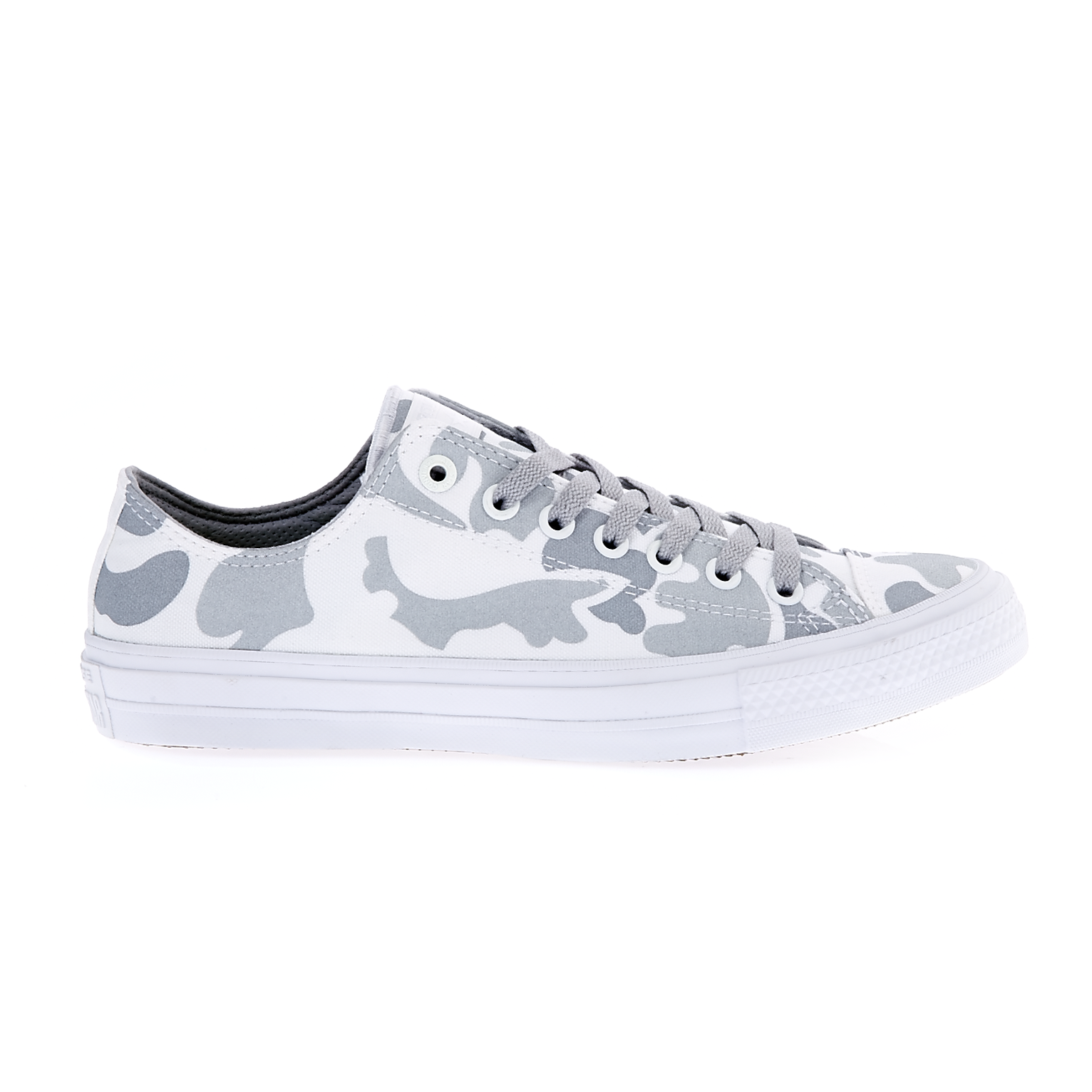 CONVERSE – Unisex παπούτσια Chuck Taylor All Star II Ox λευκά-γκρι