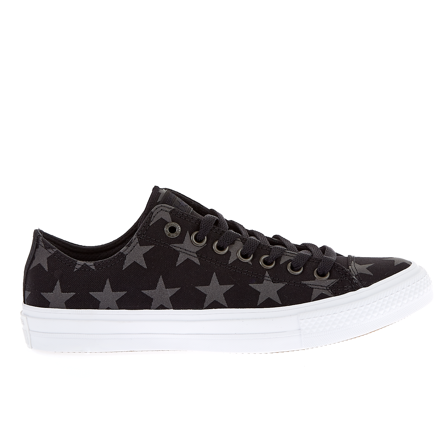 CONVERSE – Unisex παπούτσια Chuck Taylor All Star II Ox μαύρα