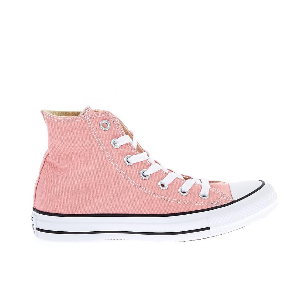 CONVERSE – Unisex παπούτσια Chuck Taylor All Star Hi ροζ