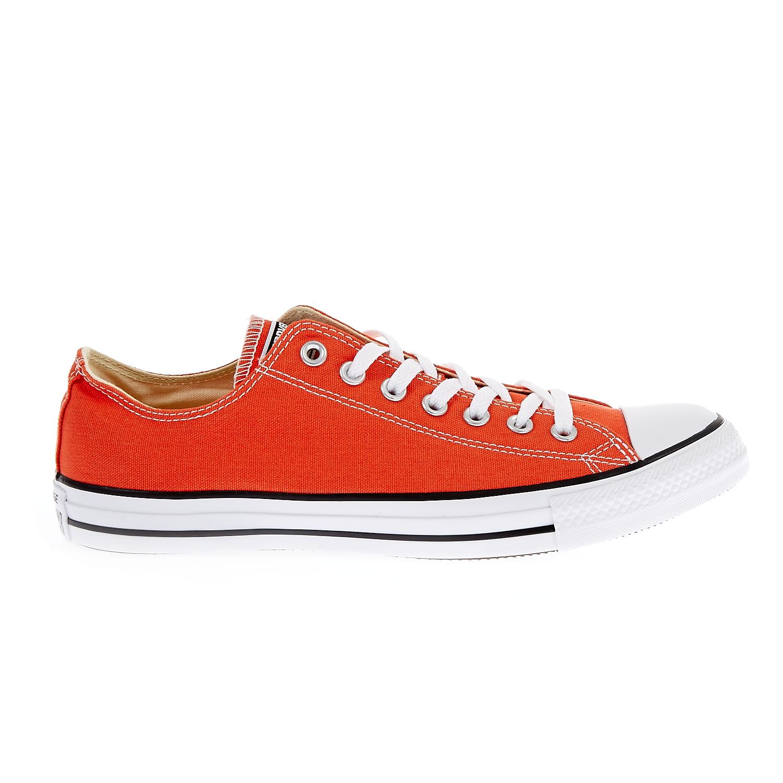 CONVERSE – Unisex παπούτσια Chuck Taylor All Star Ox κόκκινα-πορτοκαλί