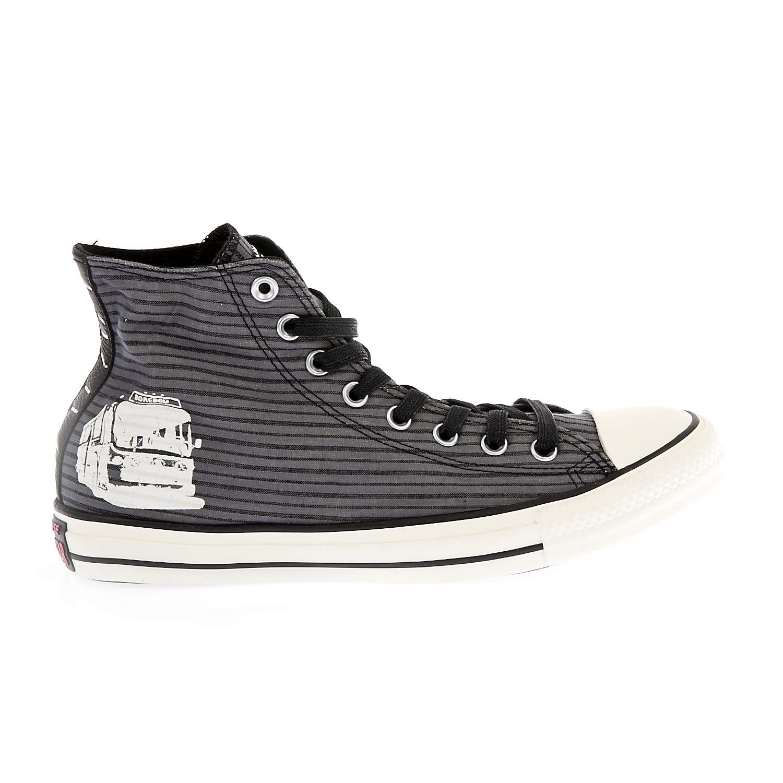 CONVERSE – Unisex παπούτσια Chuck Taylor All Star Hi γκρι