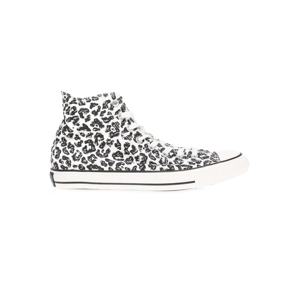 CONVERSE – Unisex παπούτσια Chuck Taylor All Star Hi λευκά-μαύρα