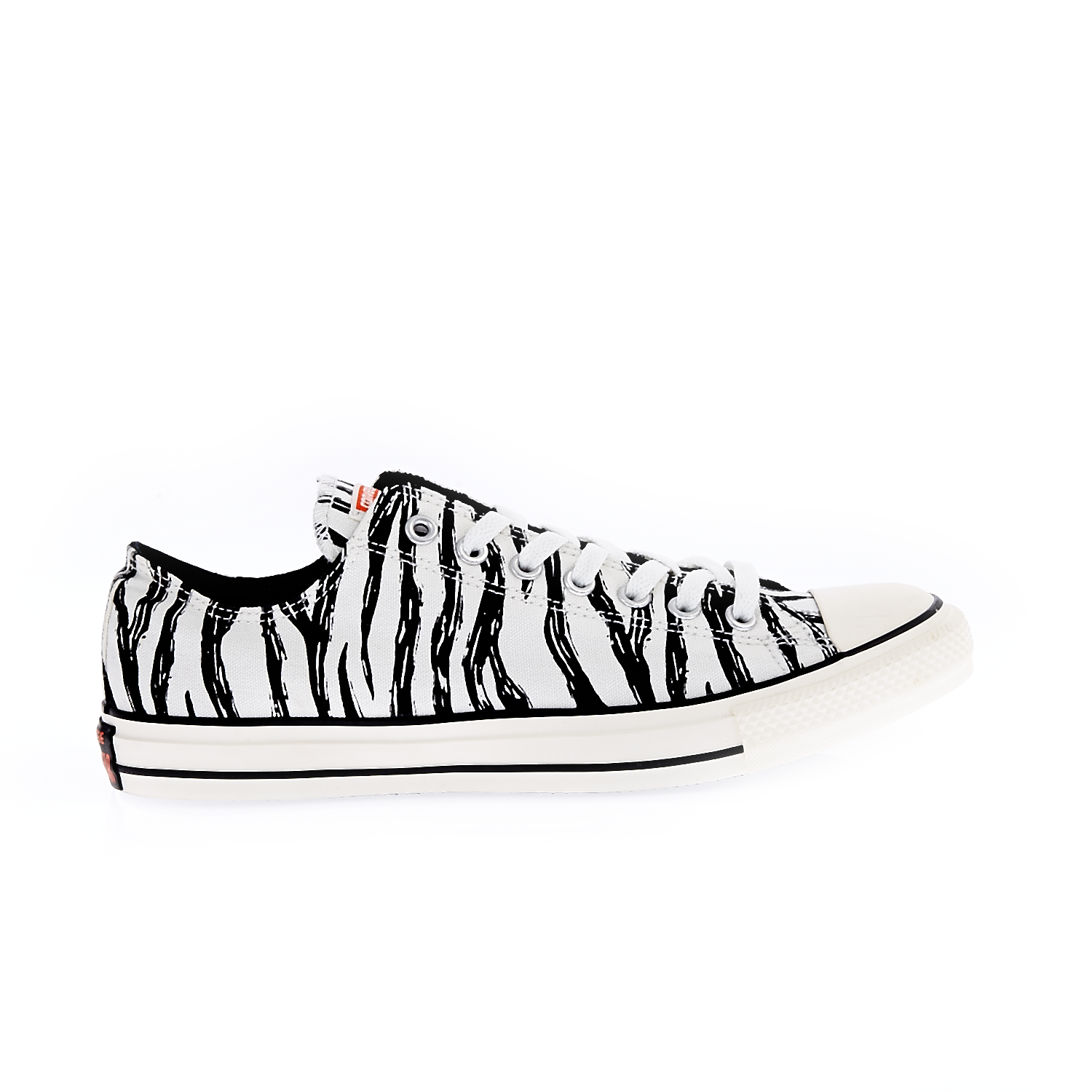 CONVERSE – Unisex παπούτσια Chuck Taylor All Star Ox λευκά-μαύρα