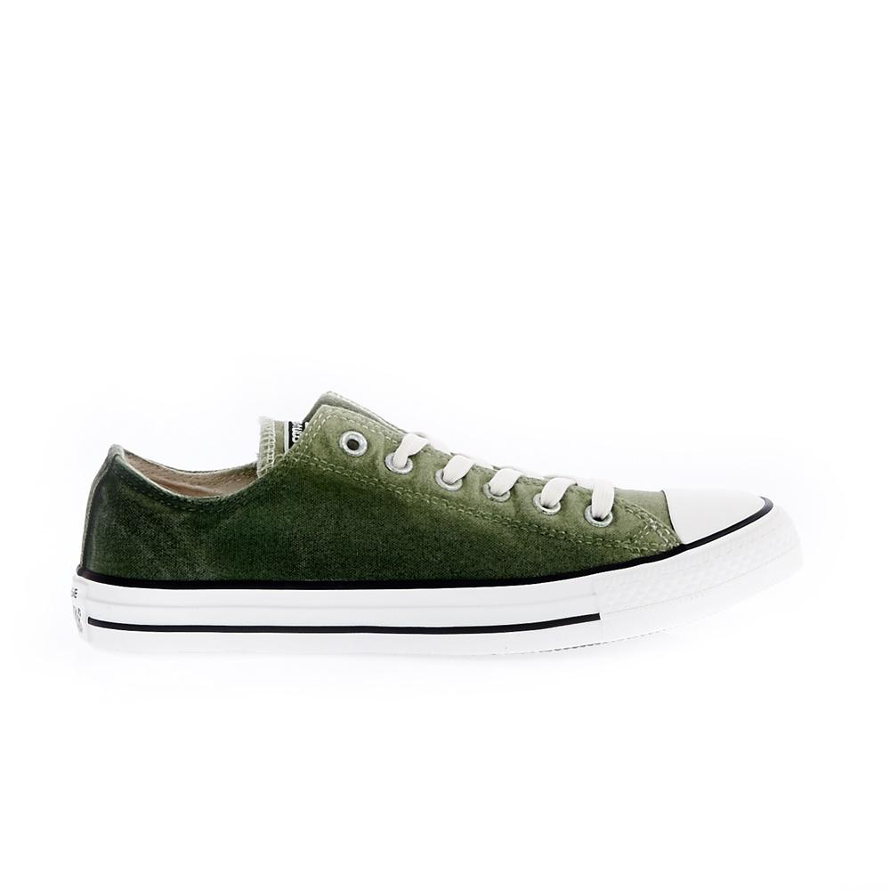 CONVERSE - Unisex παπούτσια Chuck Taylor All Star Ox πράσινα