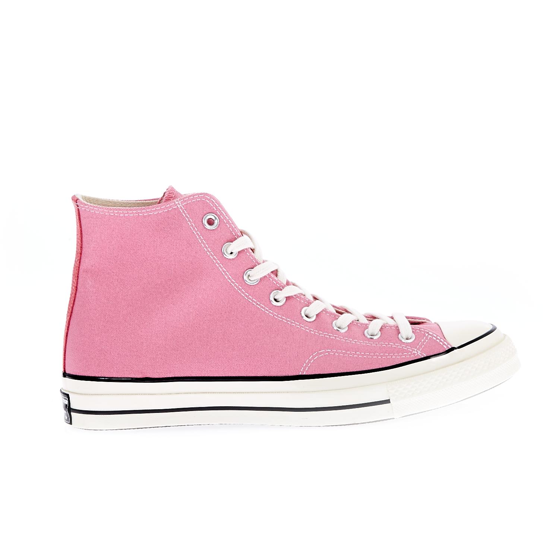 CONVERSE – Unisex παπούτσια Chuck Taylor All Star '70 Hi ροζ