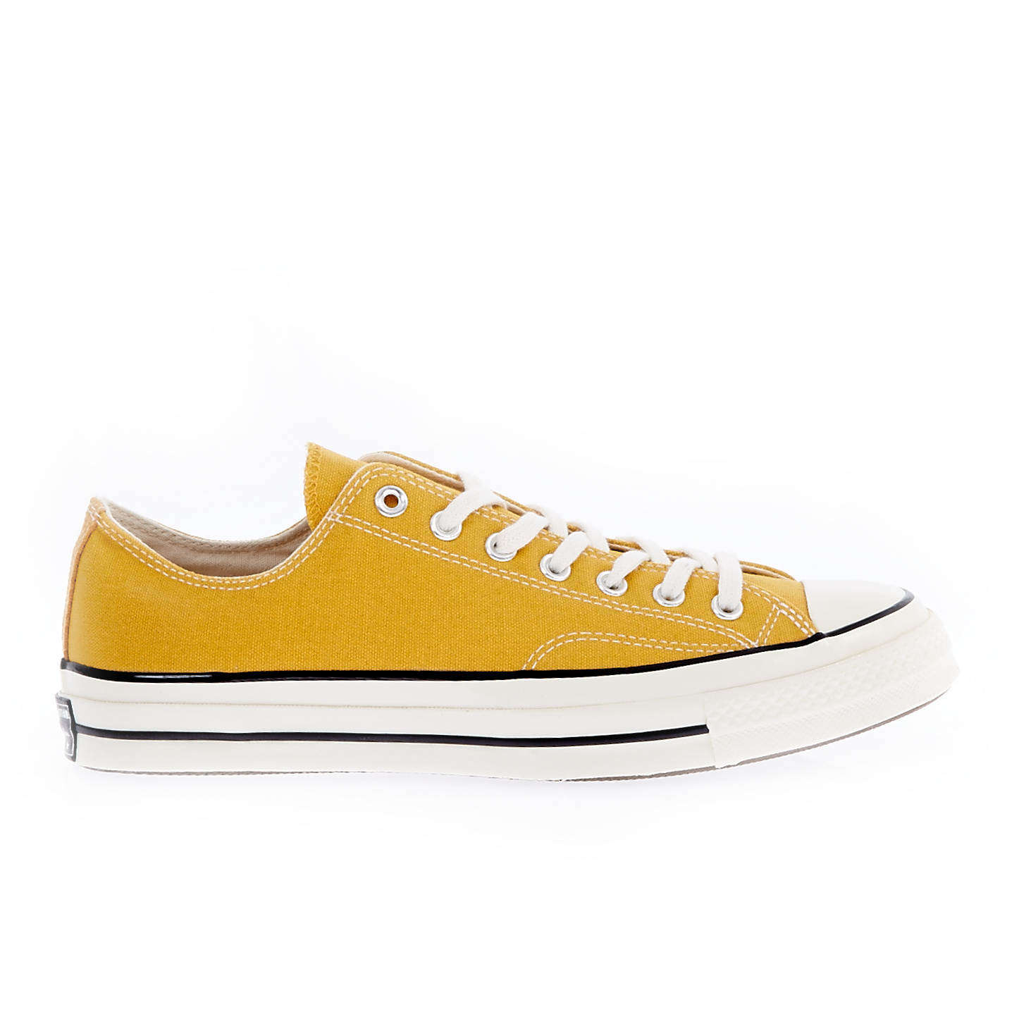 CONVERSE – Unisex παπούτσια Chuck Taylor All Star '70 Ox κίτρινα
