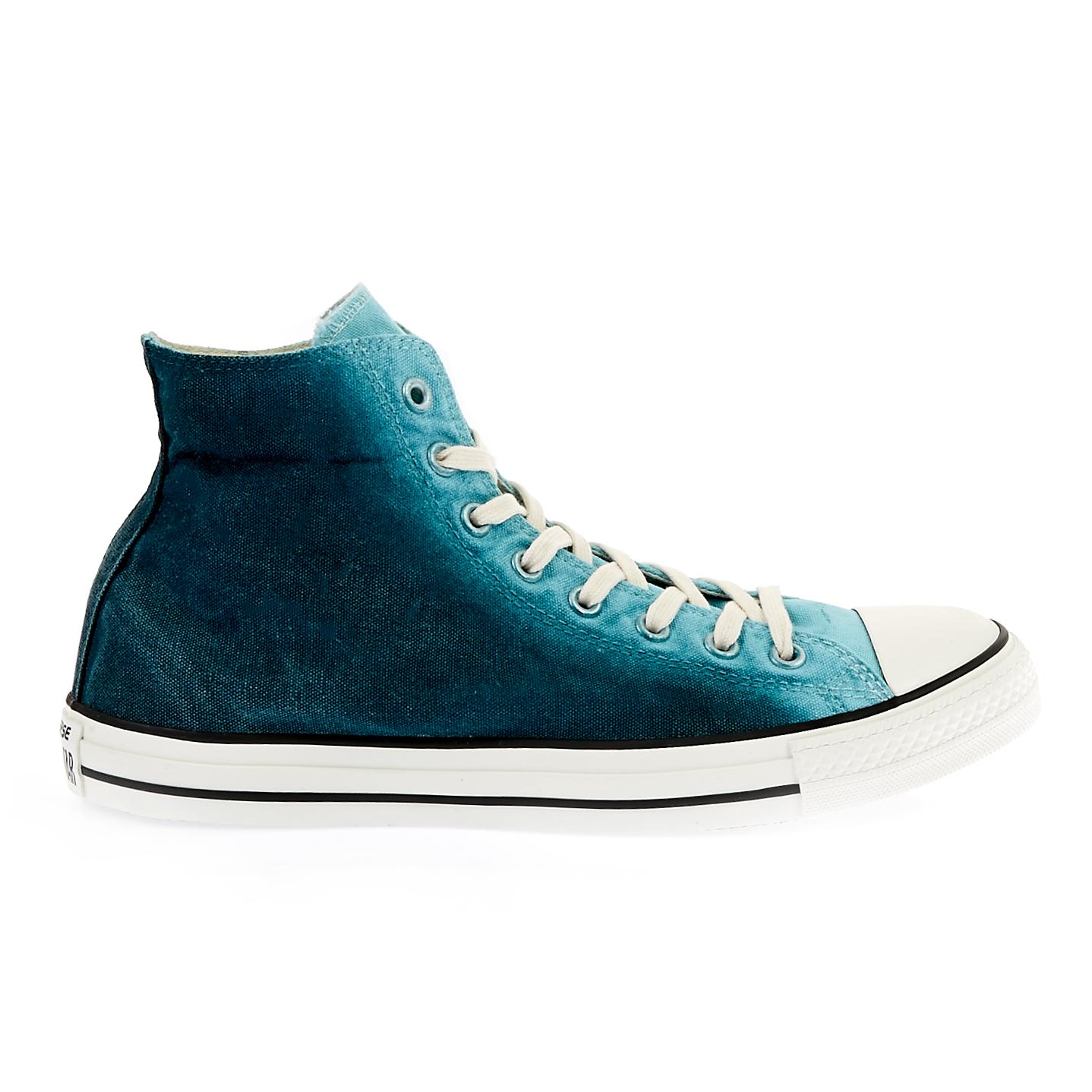 CONVERSE - Unisex παπούτσια Chuck Taylor All Star Hi μπλε-πράσινα