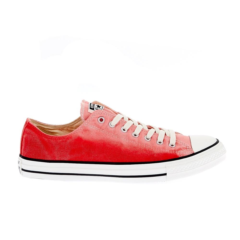 CONVERSE – Unisex παπούτσια Chuck Taylor All Star Ox κόκκινα-ροζ