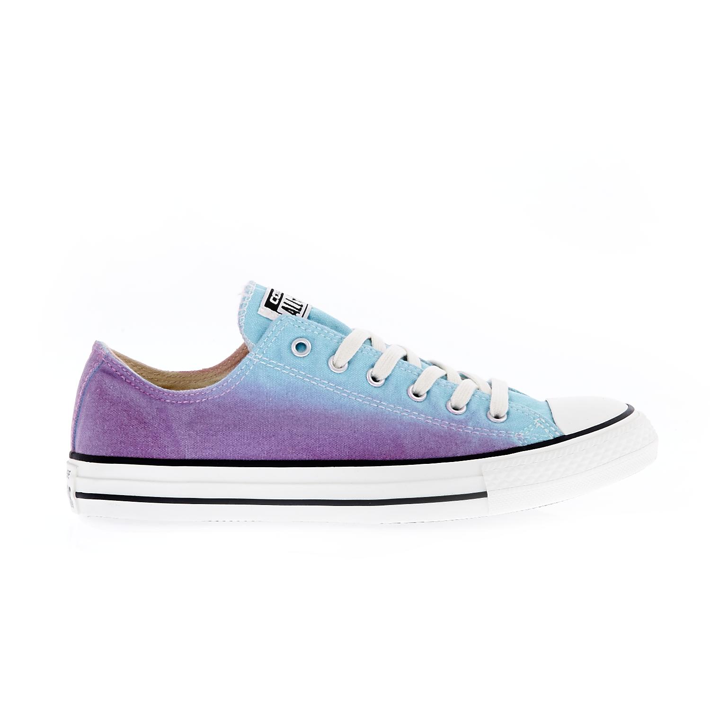 CONVERSE – Unisex παπούτσια Chuck Taylor All Star Ox μπλε-μωβ