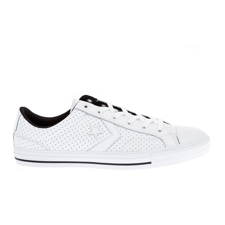 CONVERSE – Unisex παπούτσια Star Player Ox λευκά