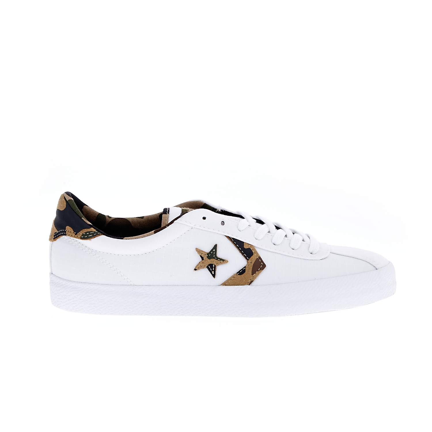CONVERSE – Unisex παπούτσια Breakpoint Ox λευκά