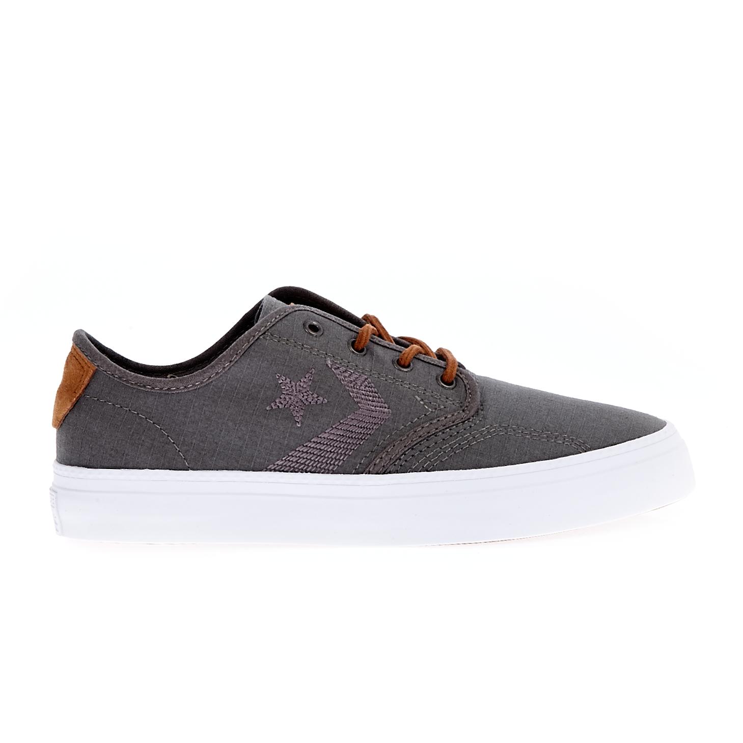 CONVERSE - Unisex παπούτσια Cons Zakim Ox γκρι ανδρικά παπούτσια sneakers