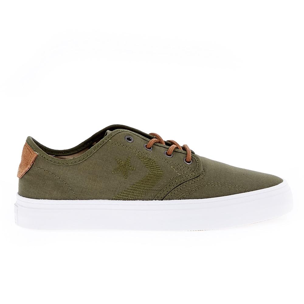 CONVERSE - Unisex παπούτσια Cons Zakim Ox χακί ανδρικά παπούτσια sneakers
