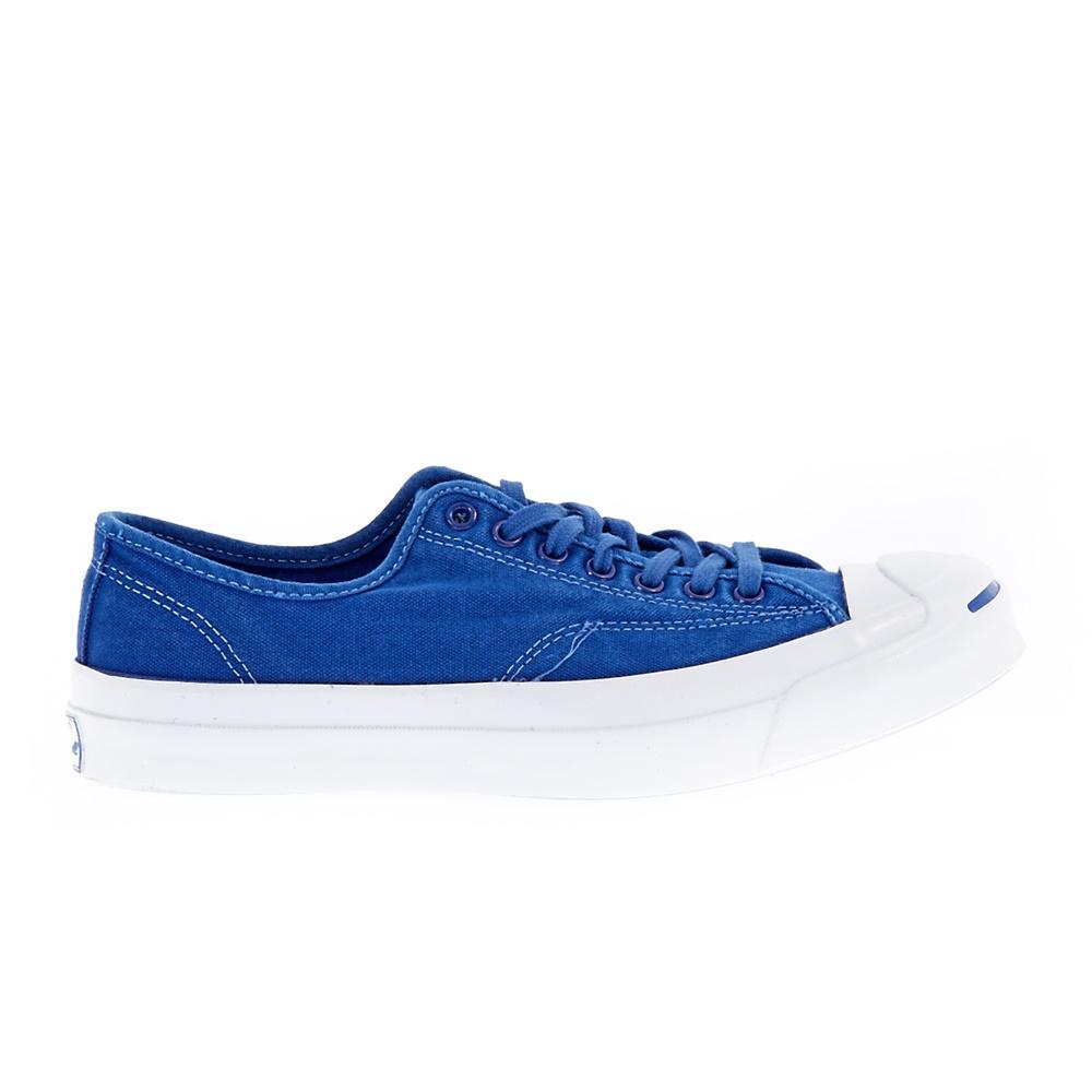 CONVERSE – Unisex παπούτσια Jack Purcell Signature Ox μπλε
