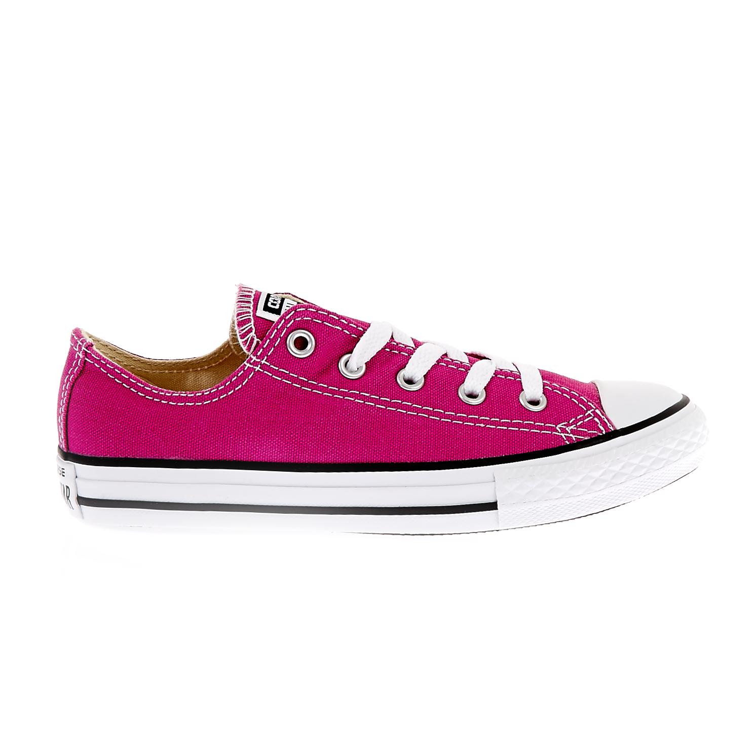 CONVERSE - Παιδικά παπούτσια Chuck Taylor All Star Ox φούξια