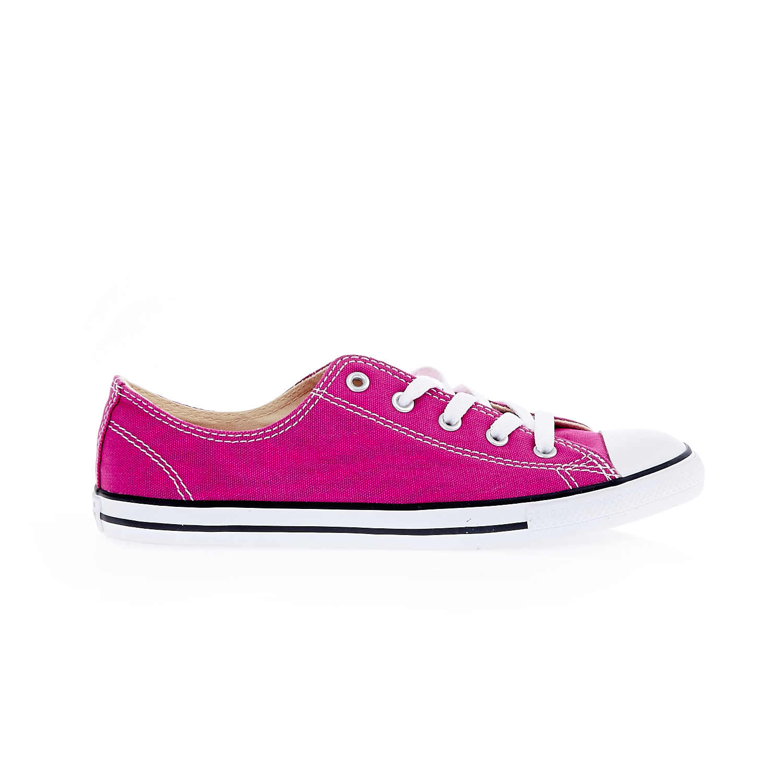 CONVERSE – Γυναικεία παπούτσια Chuck Taylor All Star Dainty O φούξια