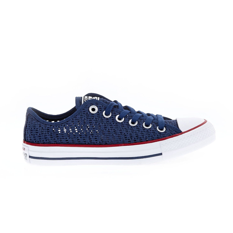 CONVERSE – Γυναικεία παπούτσια Chuck Taylor All Star Ox μπλε