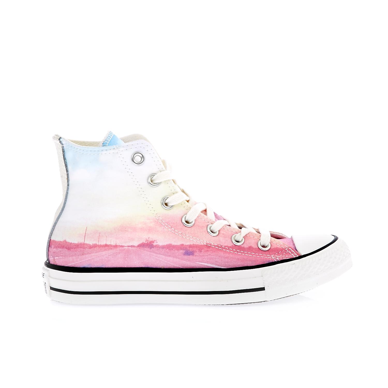 CONVERSE – Γυναικεία παπούτσια Chuck Taylor All Star Hi ροζ