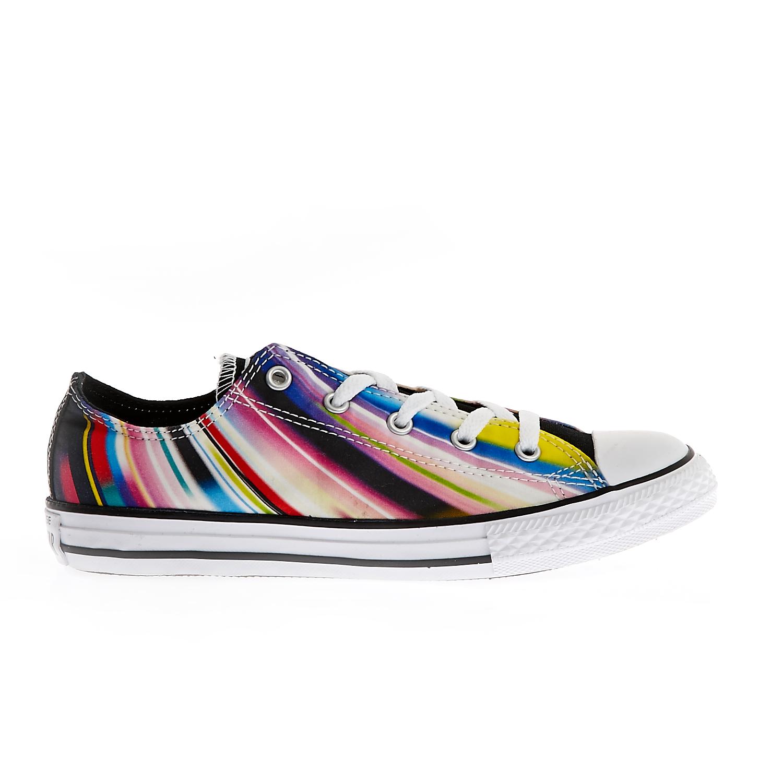 CONVERSE – Παιδικά παπούτσια Chuck Taylor All Star Ox λευκά