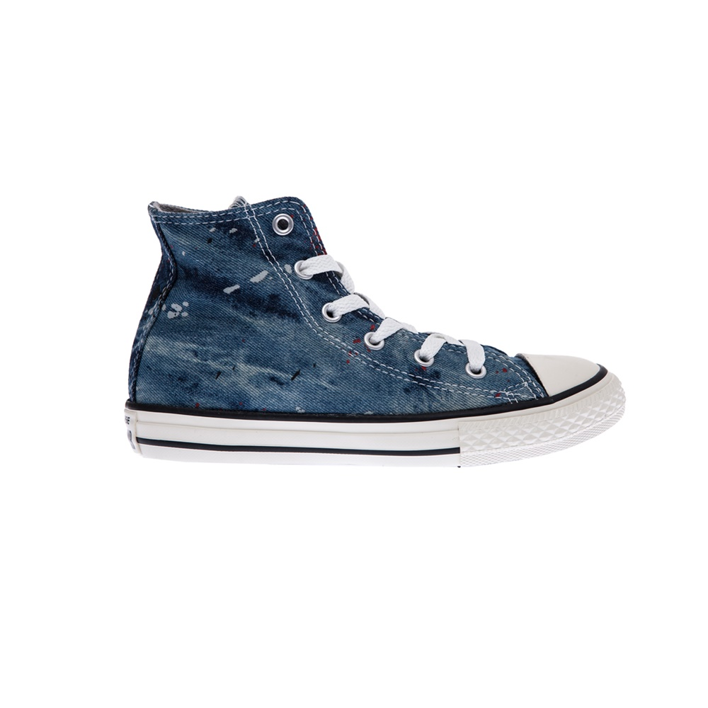 CONVERSE – Παιδικά παπούτσια Chuck Taylor All Star Hi μπλε-γκρι