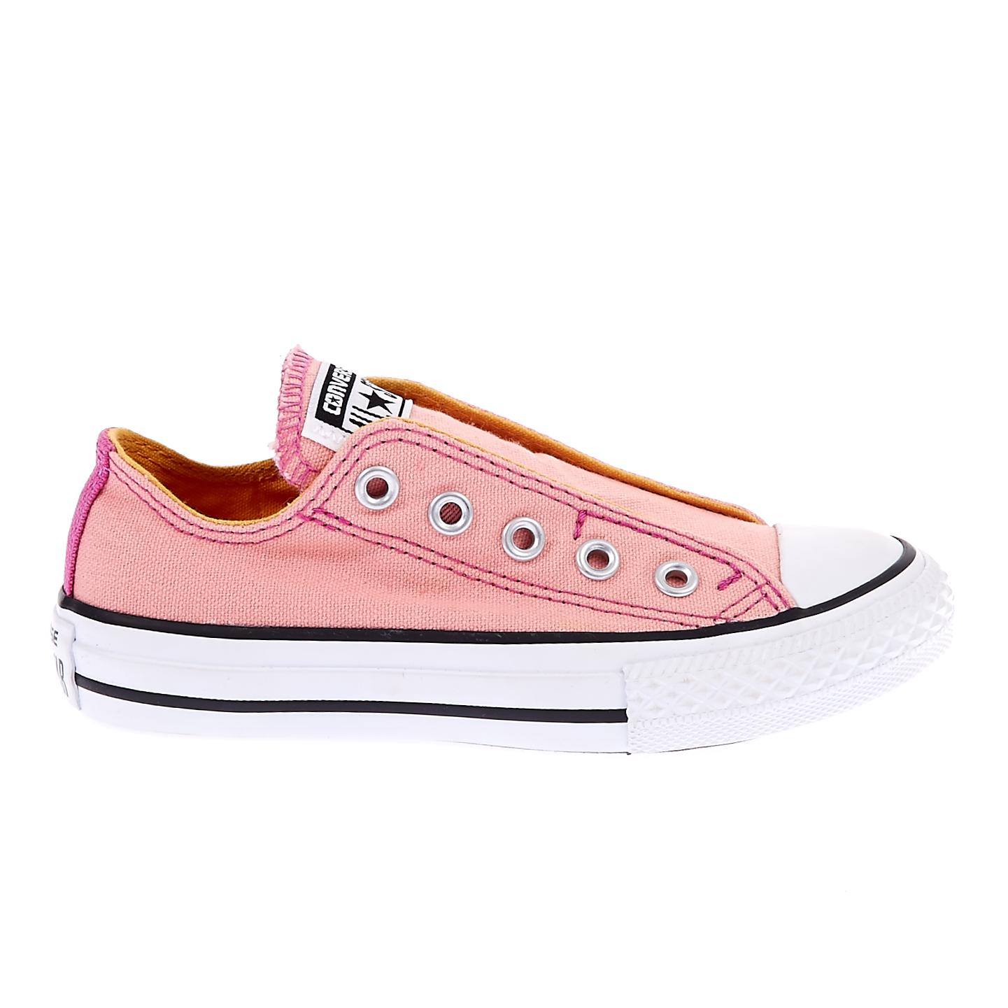 CONVERSE – Παιδικά παπούτσια Chuck Taylor All Star Slip Sli ροζ