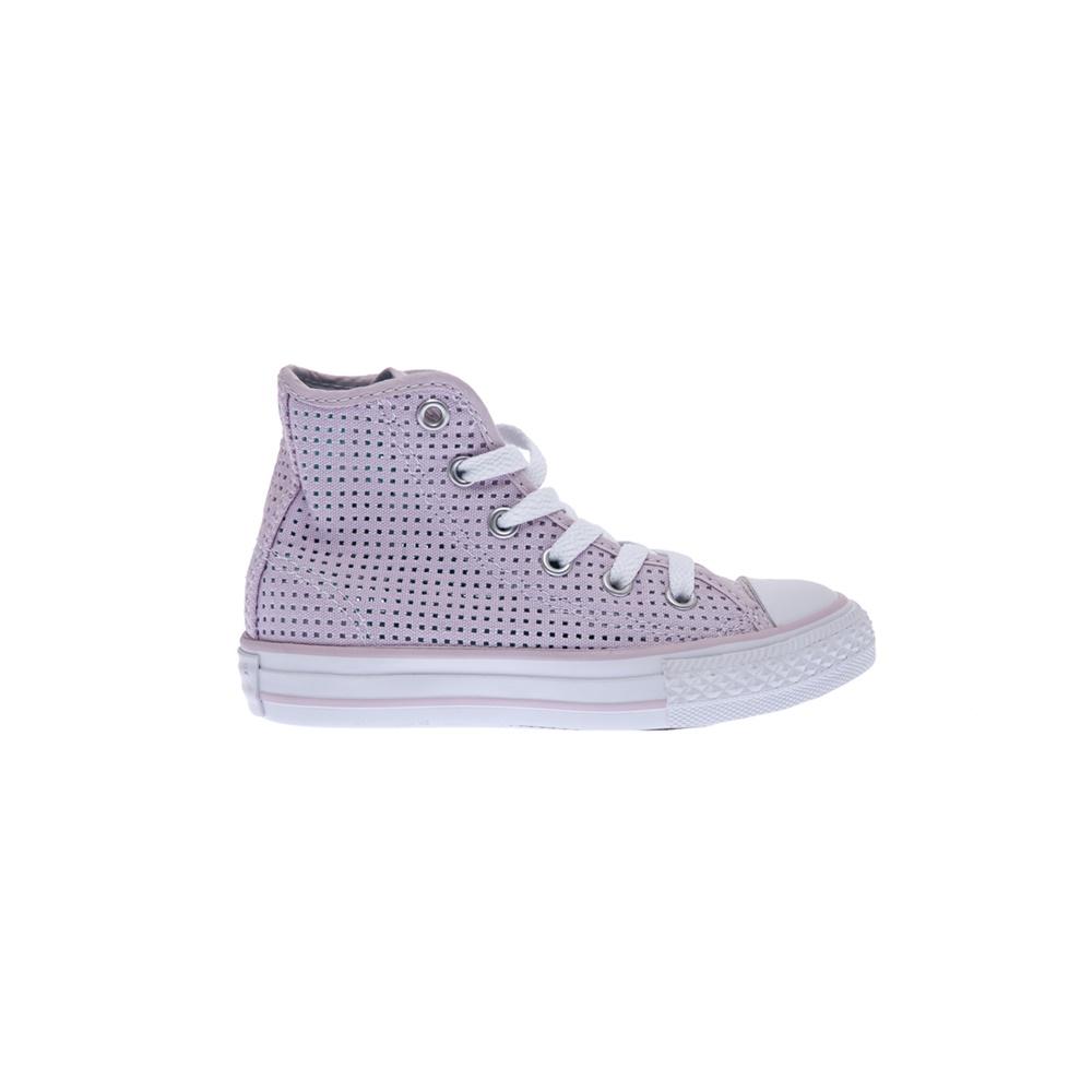 CONVERSE – Παιδικά παπούτσια Chuck Taylor All Star Hi ροζ
