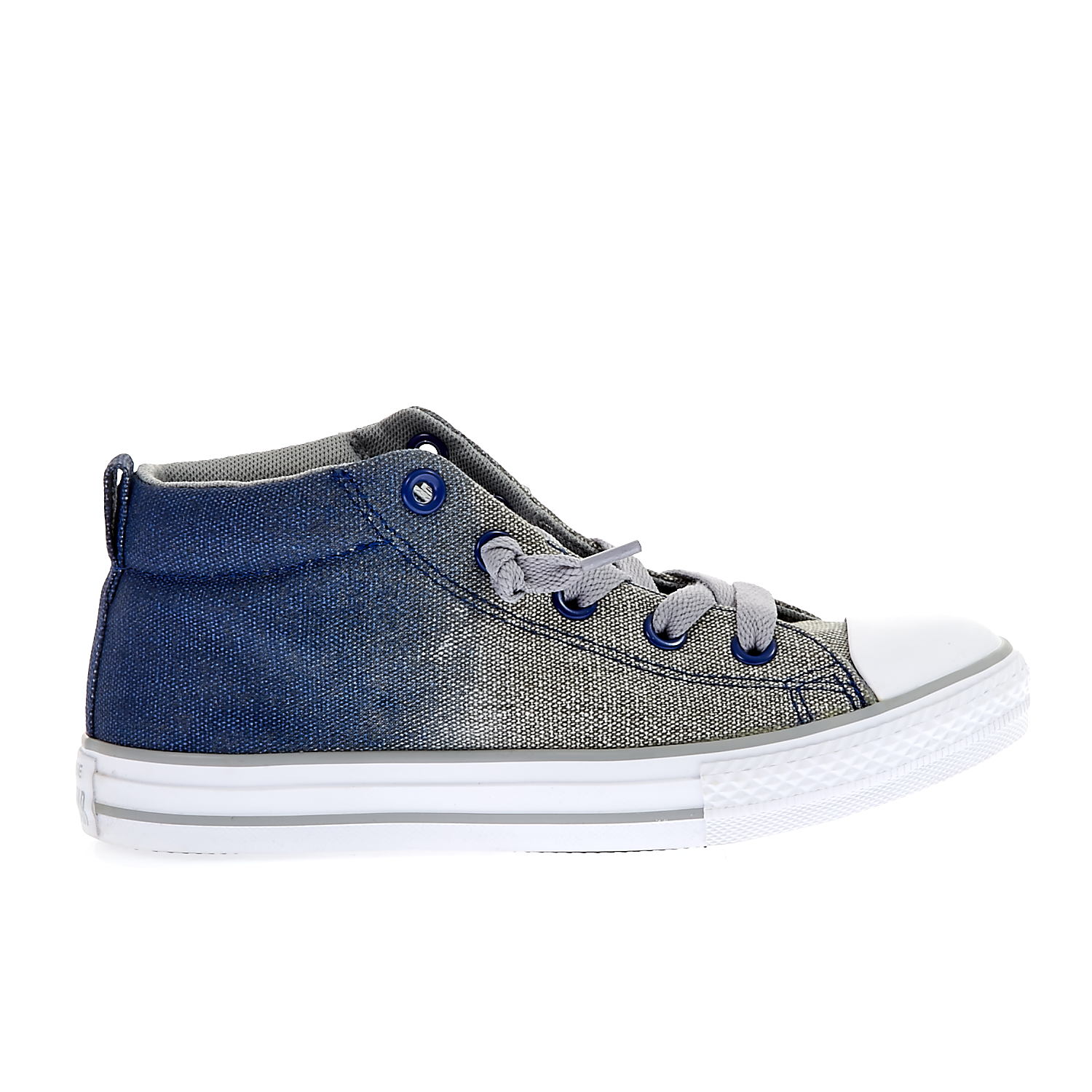 CONVERSE - Παιδικά παπούτσια Chuck Taylor All Star Street M μπλε