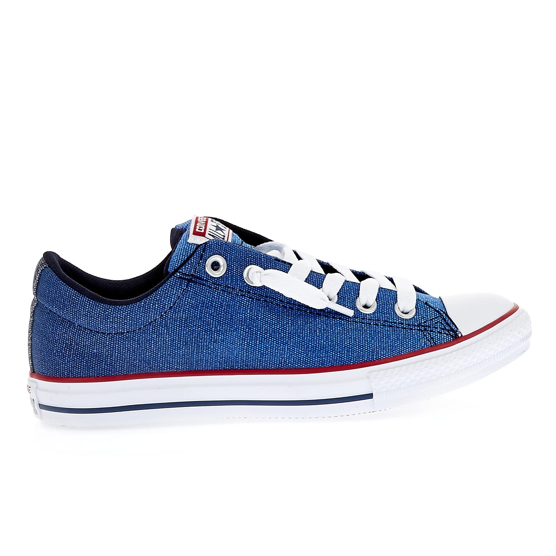 CONVERSE - Παιδικά παπούτσια Chuck Taylor All Star Street S μπλε