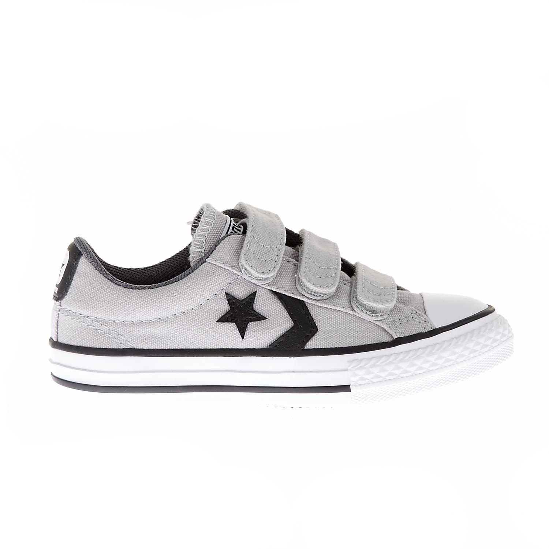 c2f41b4e6c1 CONVERSE - Παιδικά παπούτσια Star Player EV 3V Ox γκρι