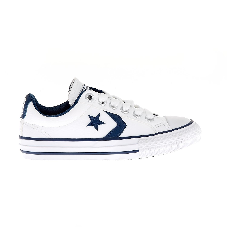 CONVERSE – Παιδικά παπούτσια Star Player EV Ox λευκά