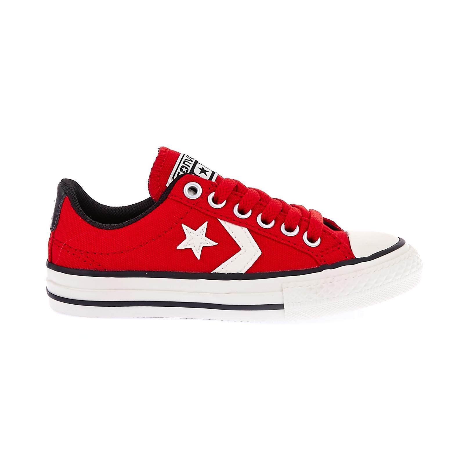 CONVERSE – Παιδικά παπούτσια Star Player EV Ox κόκκινα