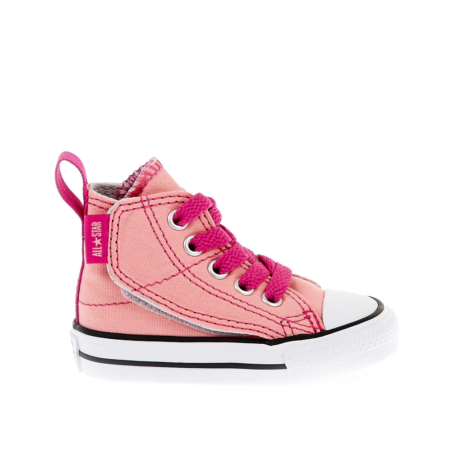 CONVERSE – Βρεφικά παπούτσια Chuck Taylor All Star Simple S ροζ