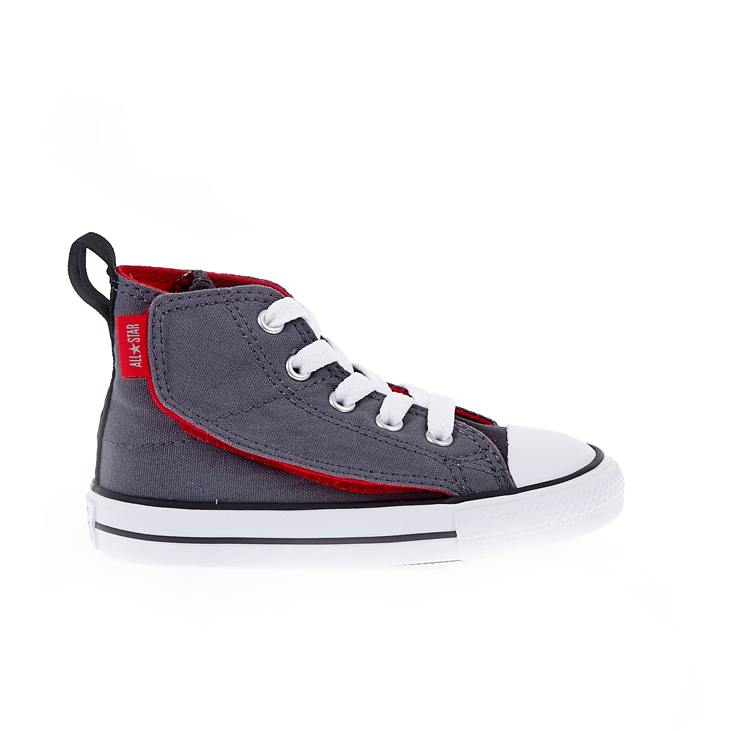 CONVERSE – Βρεφικά παπούτσια Chuck Taylor All Star Simple S γκρι