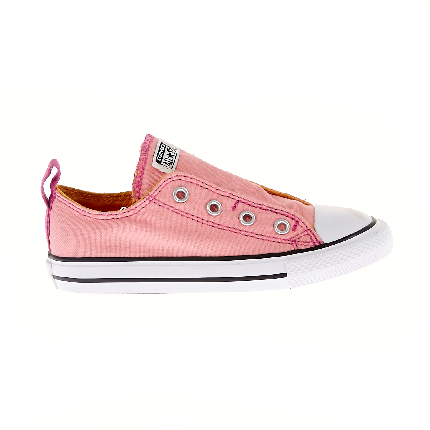 CONVERSE - Βρεφικά παπούστια Chuck Taylor All Star Simple S ροζ παιδικά baby παπούτσια sneakers