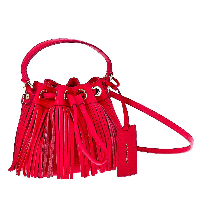 JUICY COUTURE – Γυναικεία τσάντα Juicy Couture φούξια 1441252.0-004H