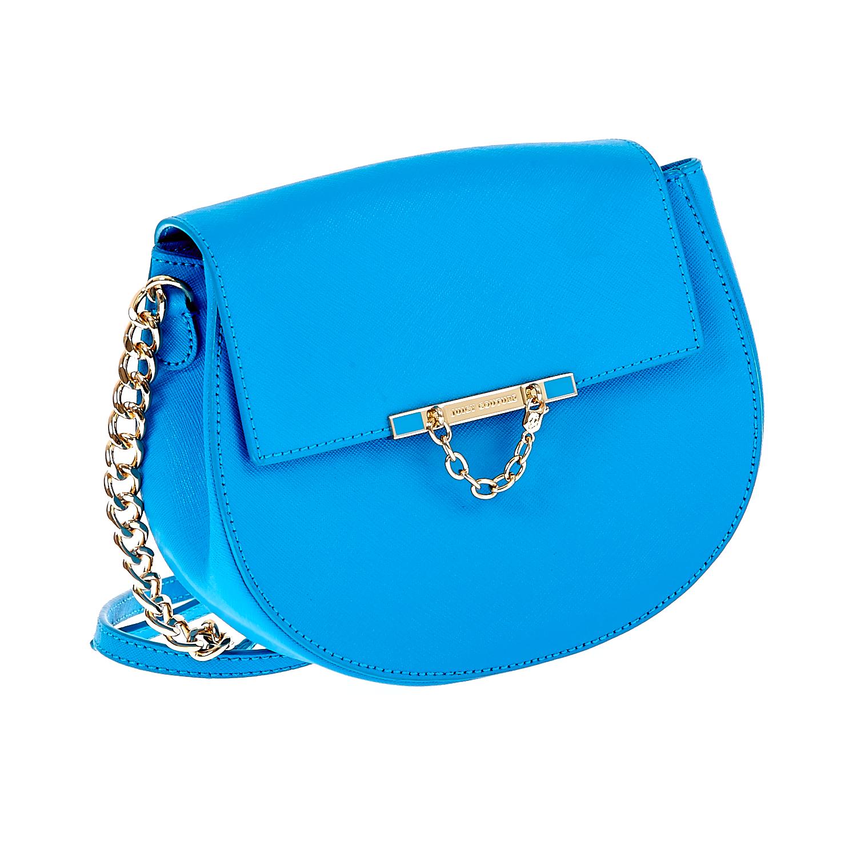 JUICY COUTURE – Γυναικεία τσάντα Juicy Couture μπλε 1441257.0-0017