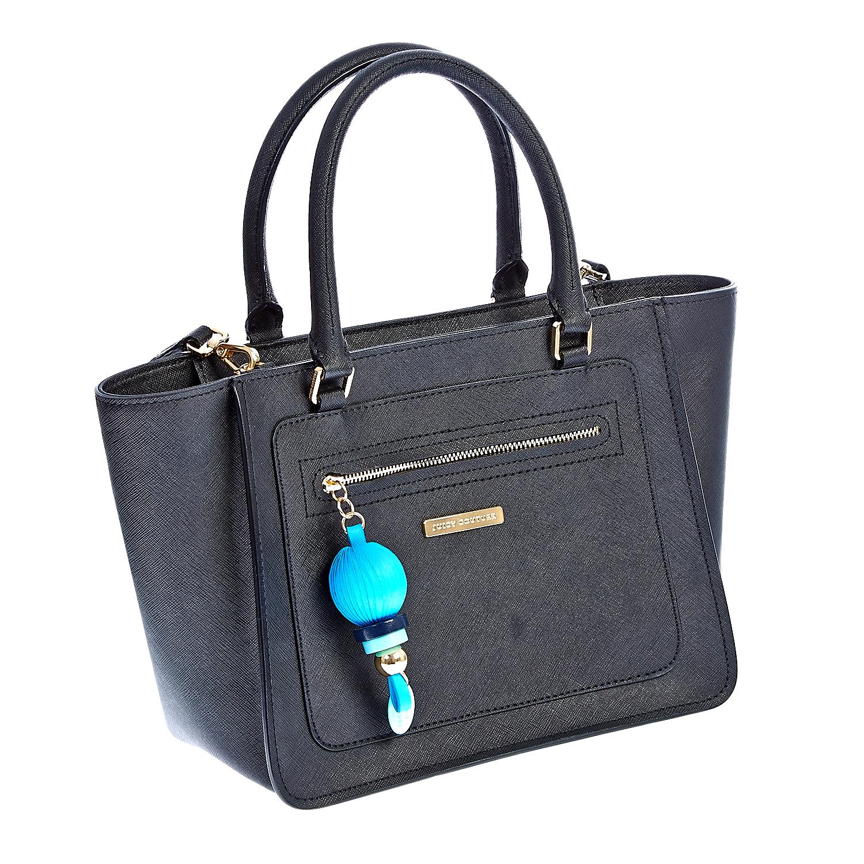 JUICY COUTURE – Γυναικεία τσάντα Juicy Couture μαύρη 1441261.0-0071