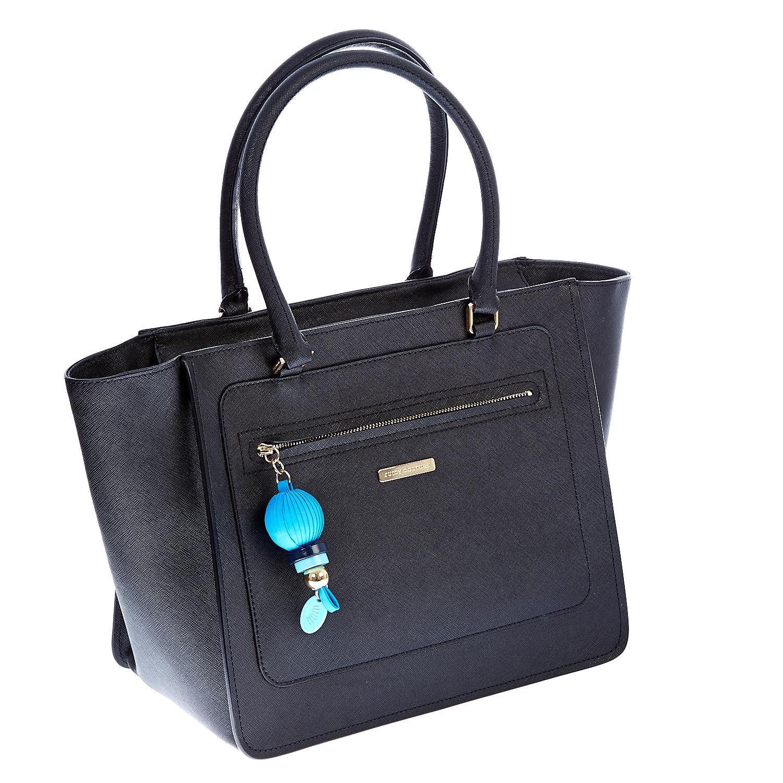 JUICY COUTURE – Γυναικεία τσάντα Juicy Couture μαύρη 1441262.0-0071