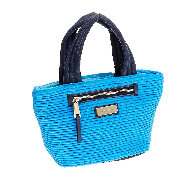 JUICY COUTURE – Γυναικεία τσάντα Juicy Couture μπλε 1441265.0-00T1