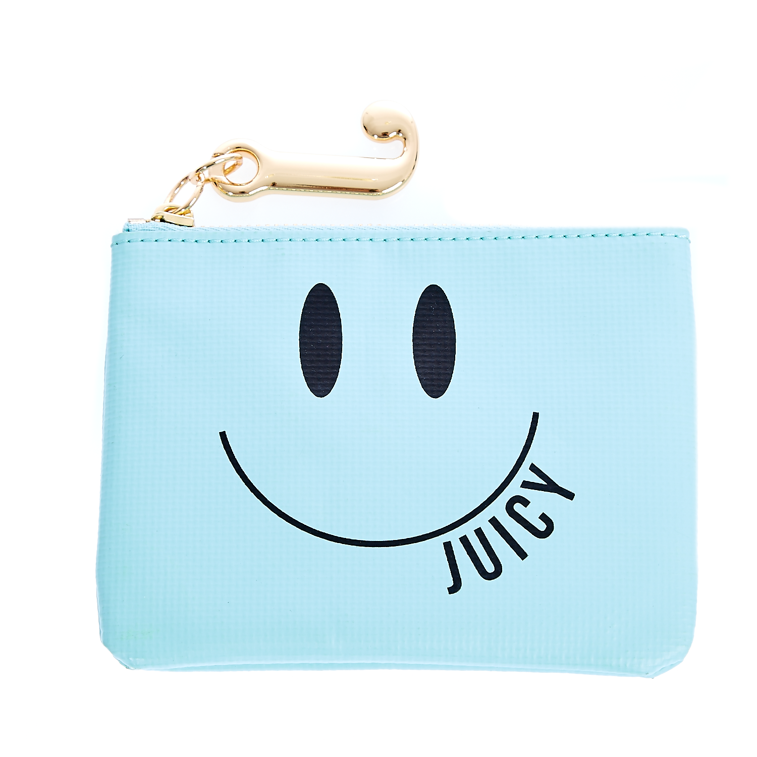 JUICY COUTURE – Πορτοφόλι-τσαντάκι Juicy Couture μπλε 1441467.0-00T2