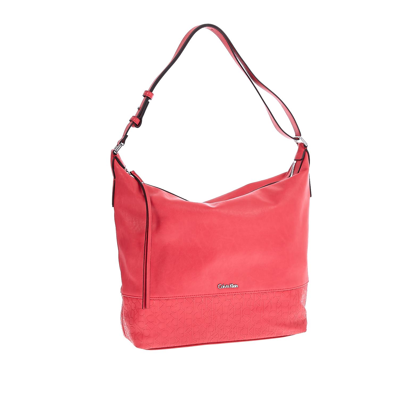 CALVIN KLEIN JEANS – Τσάντα Calvin Klein Jeans κόκκινη 1442726.0-0045