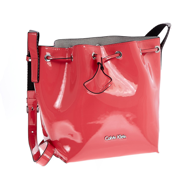 CALVIN KLEIN JEANS – Τσάντα Calvin Klein Jeans κόκκινη 1442814.0-0045