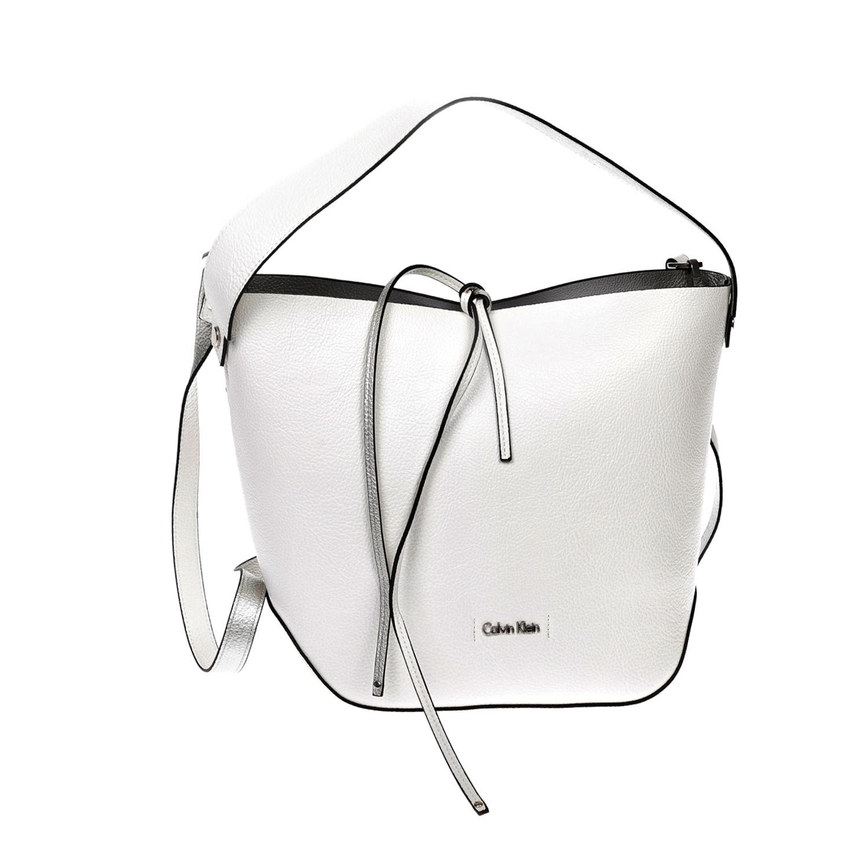 CALVIN KLEIN JEANS – Τσάντα Calvin Klein Jeans λευκή 1442896.0-91Y1