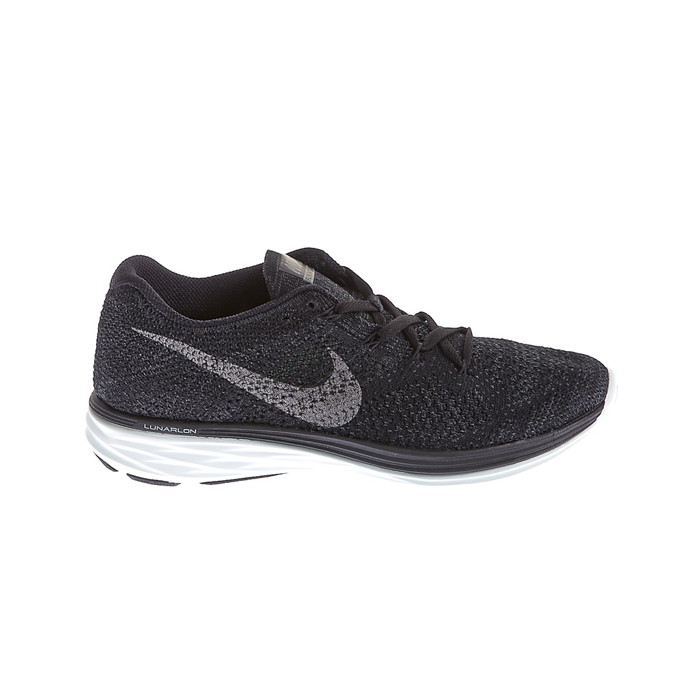 NIKE – Γυναικεία παπούτσια NIKE FLYKNIT LUNAR3 LB μαύρα